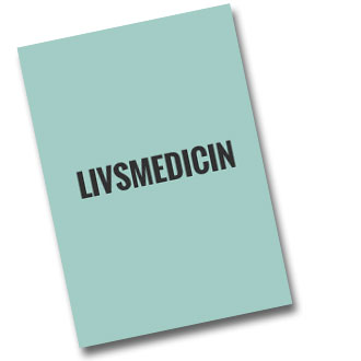 Livsmedicin - bog på vej