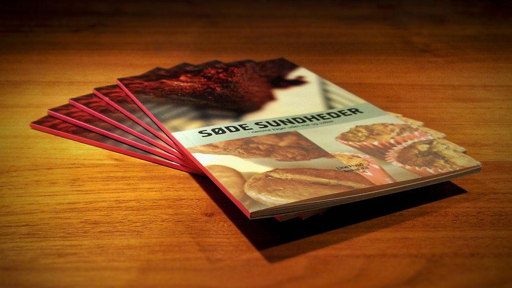 Kagebogen 'Søde sundheder' er en gammeldaws papirbog