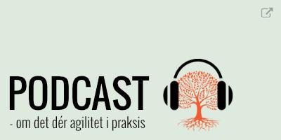 Podcast: Om det dér agilitet i praksis